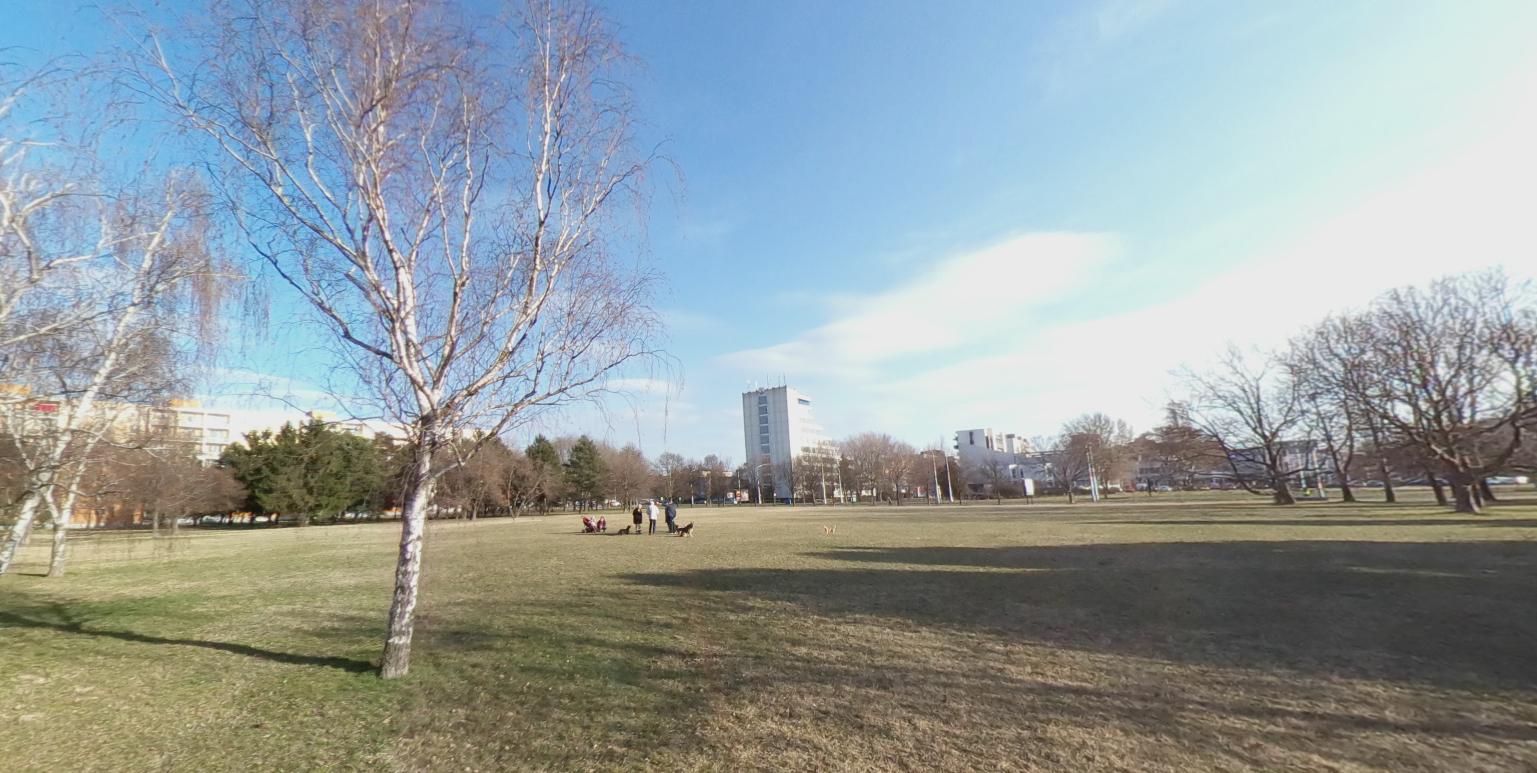 Nový park